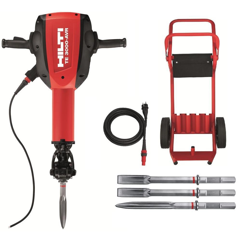 Demolition Hammer - 65 lbs - Butler Rental